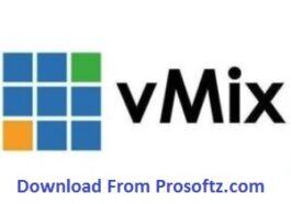 vMix Crack v23.0.0.70 + Registration Key Download [2021] Free