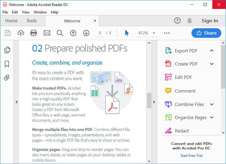 Adobe Acrobat DC 2021.001.20149 Crack & Serial Key Download