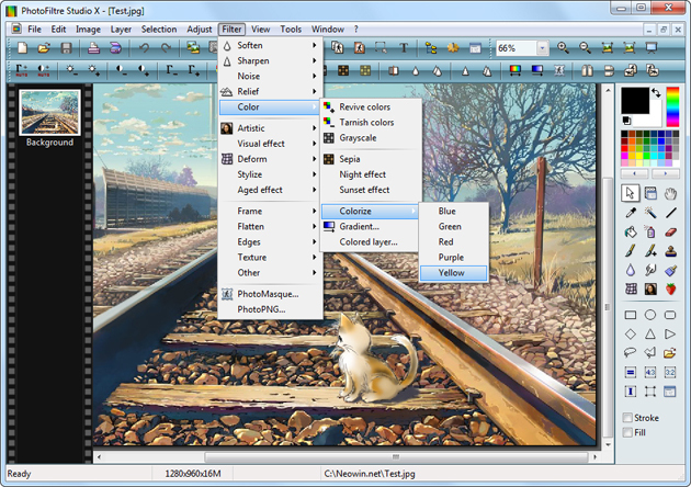 PhotoFiltre Studio X 11.2.0 Crack + Free Serial Key Download [2022]